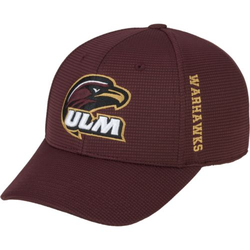 Top of the World Men's University of Louisiana at Monroe Booster Plus Cap - view number 1