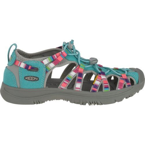 Display product reviews for KEEN Girls' Whisper Sandals
