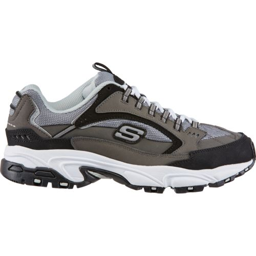 Display product reviews for SKECHERS Men's Stamina Cutback Training Shoes