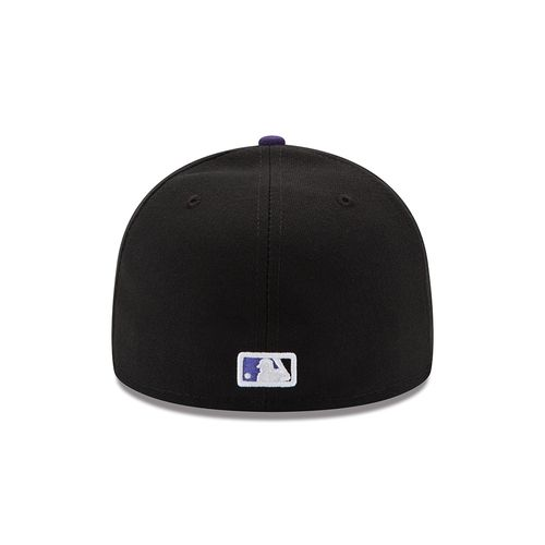 New Era Men's Colorado Rockies 2016 59FIFTY Cap - view number 2