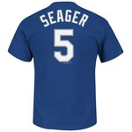 Majestic Men's Los Angeles Dodgers Corey Seager #5 T-shirt