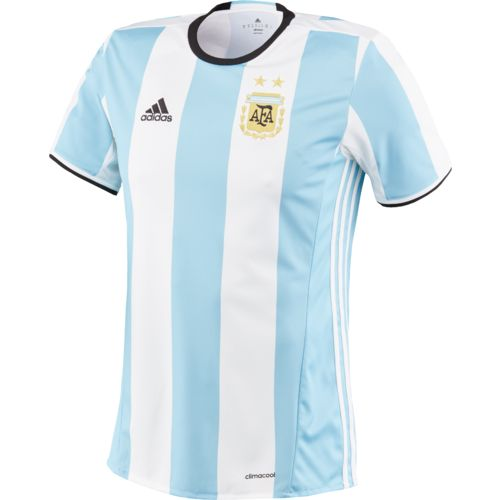 adidas™ Boys' Argentina Home Jersey