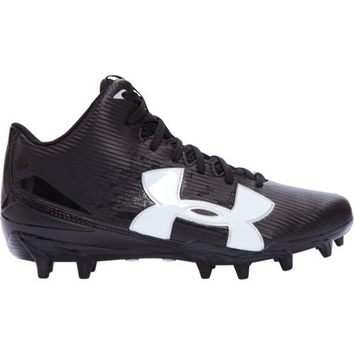Display product reviews for Under Armour Boys' Fierce Phantom Mid MC Football Cleats