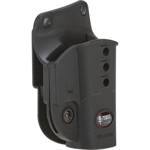 Display product reviews for Fobus Evolution GLOCK 43 Paddle Holster