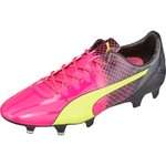 PUMA Men's evoSPEED 1.5 Tricks FG Soccer Cleats - view number 8