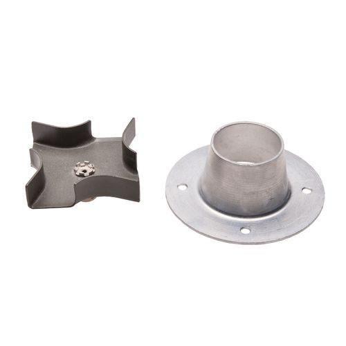 Moultrie Metal Spinner Plate and Funnel Kit