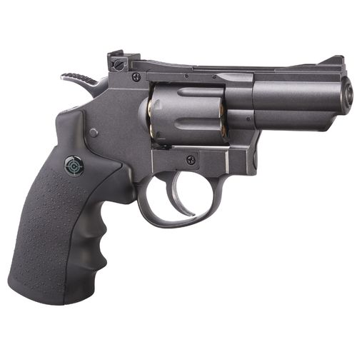 Crosman.177 Caliber Dual Ammo Snub Nose Air Revolver