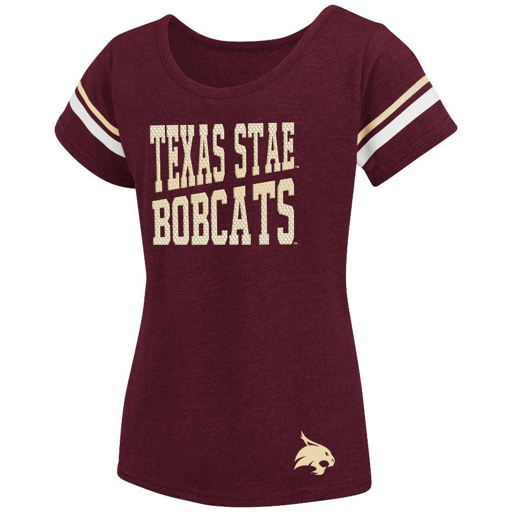 Colosseum Athletics™ Girls' Texas State University Fading Dot T-shirt