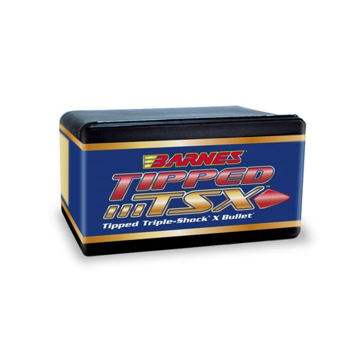 BARNES® Tipped TSX 7mm 140-Grain Rifle Bullets - view number 1