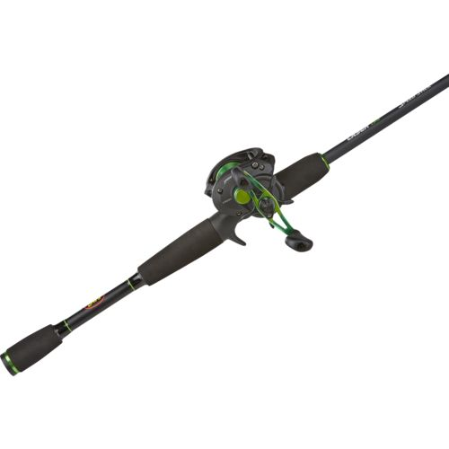 "Display product reviews for Lew's® Laser TXS 6'6"" MH Freshwater Baitcast Rod and Reel Combo"
