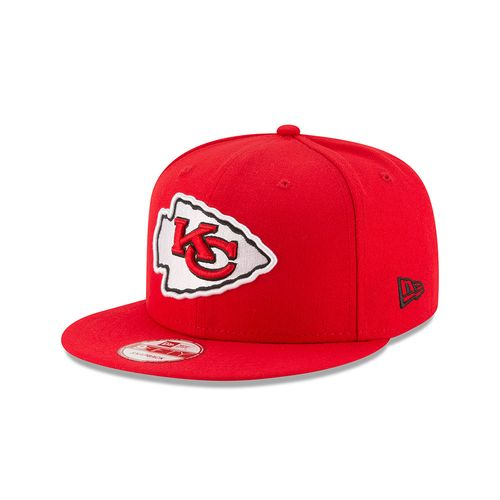 New Era Men's Kansas City Chiefs 9FIFTY® Fresh Side Snap Cap