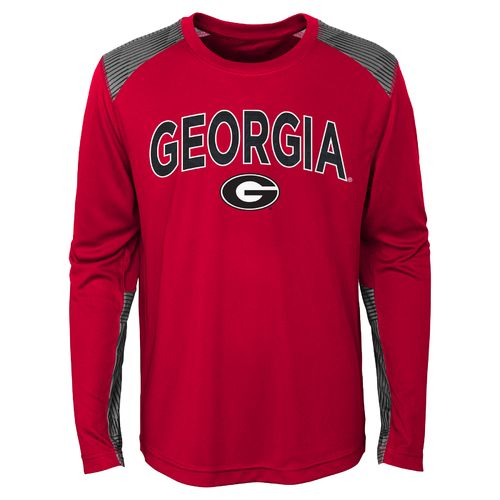 NCAA Boys' University of Georgia Ellipse T-shirt