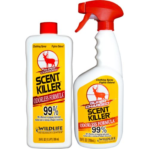 Wildlife Research Center® Super Charged® Scent Killer® Spray
