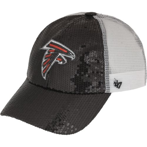'47 Atlanta Falcons Women's Dazzle Mesh Clean-Up Cap