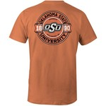 Image One Men's Oklahoma State University Rounds Comfort Color T-shirt