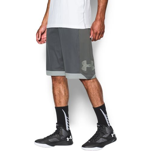 Under Armour Men's Isolation Basketball Short - view number 4