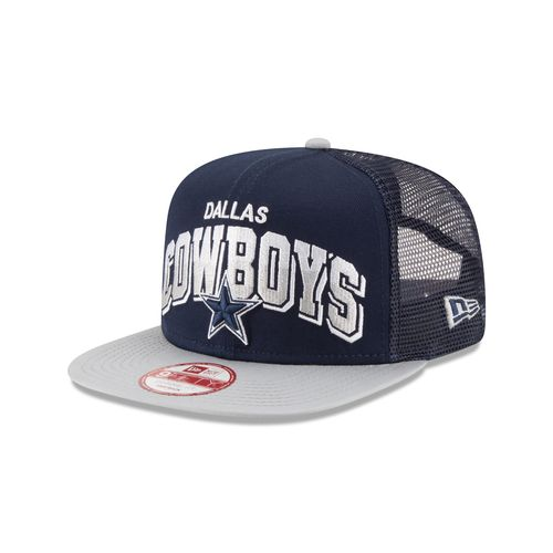 New Era Men's Dallas Cowboys Jumbler Mesh Cap