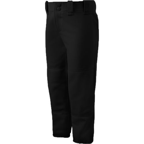 Mizuno™ Girls' Padded Belted Softball Pant - view number 1