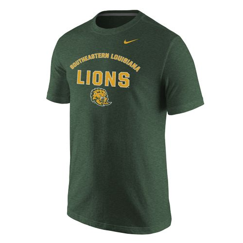 Nike™ Men's Southeastern Louisiana University Triblend Short Sleeve T-shirt