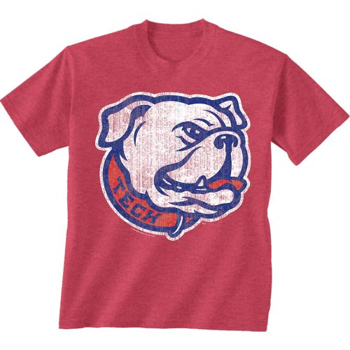 New World Graphics Men's Louisiana Tech University Alt Graphic T-shirt