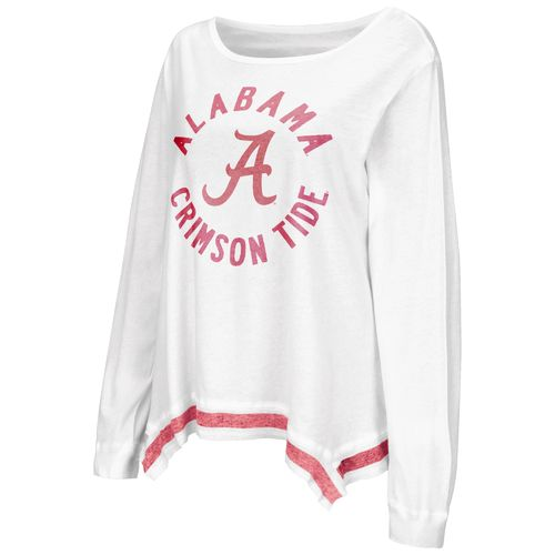 Touch by Alyssa Milano Women's University of Alabama End Zone Top