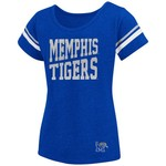 Colosseum Athletics™ Girls' University of Memphis Fading Dot T-shirt - view number 2