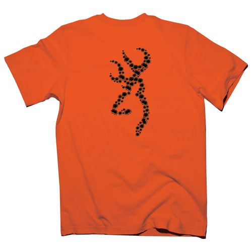 Browning Men's Bullet Holes Buckmark T-shirt