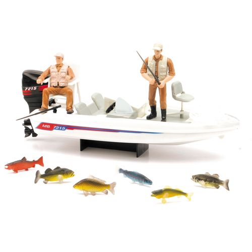 New-Ray Toys Hunting and Fishing Playset Assortment - view number 2