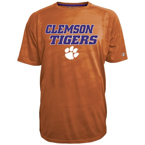 Champion™ Men's Clemson University Fade T-shirt