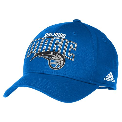 adidas™ Men's Orlando Magic Structured Adjustable Cap