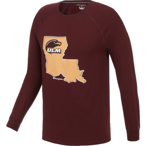 Champion™ Men's University of Louisiana at Monroe Long Sleeve T-shirt