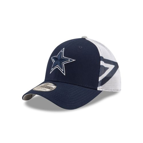 New Era Men's Dallas Cowboys Logo Wrapped Hat