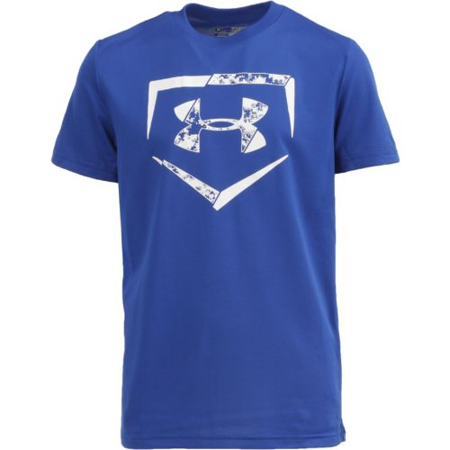 Under Armour Boys' Diamond Logo T-shirt