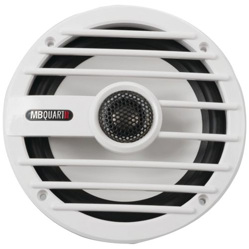 "MB Quart Nautic Series 100W 6-1/2"" 2-Way Coaxial Marine Speaker"
