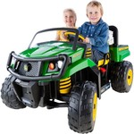 Peg Perego John Deere Gator XUV 550 12V Ride-On - view number 8