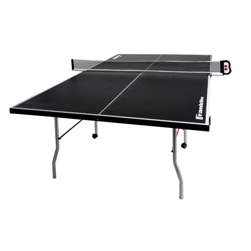 Franklin 4-Piece Electronic Pro Table Tennis Table