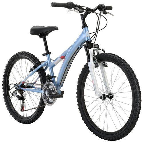 "Diamondback Girls' Tess 24 24"" 21-Speed Mountain Bike"