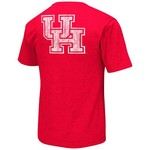 Colosseum Athletics™ Men's University of Houston Banya Pocket T-shirt - view number 2