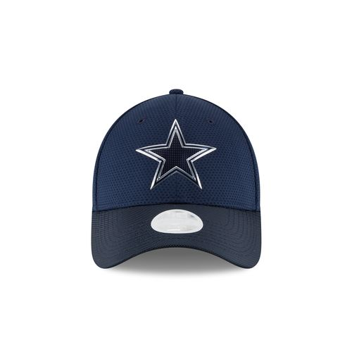 New Era Women's Dallas Cowboys On-field Reverse 9FORTY Cap - view number 5