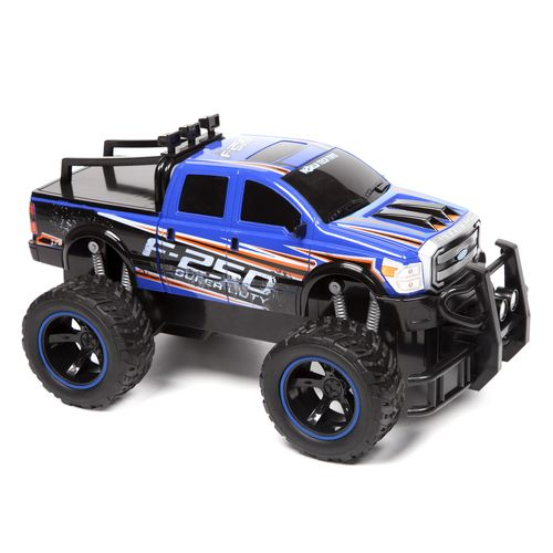 World Tech Toys Ford F-250 Super Duty 1:14 Friction Monster Truck