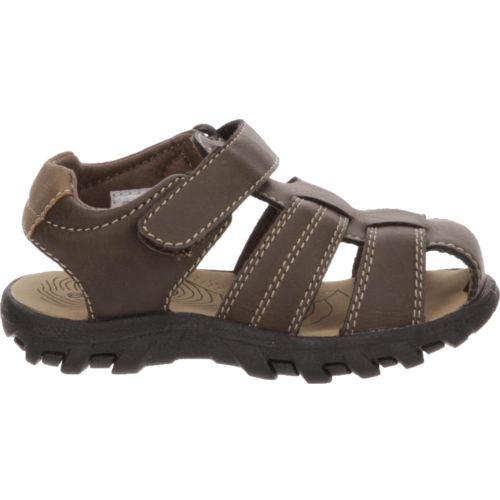 Display product reviews for Magellan Outdoors Toddler Boys' Nathan Sandals