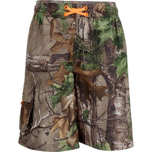 O'Rageous® Boys' Realtree E-boardshort