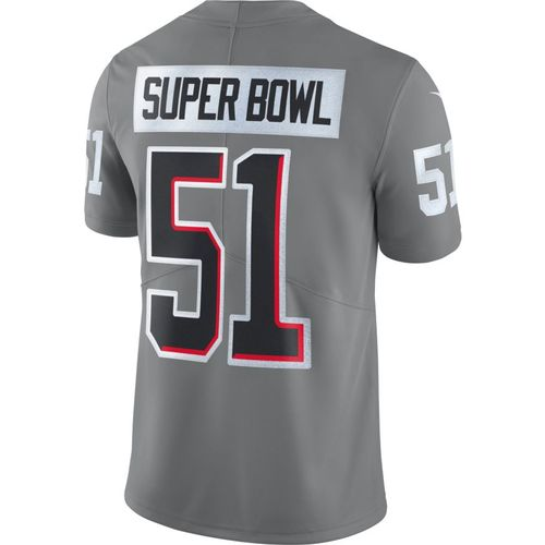 Nike™ Men's NFL Super Bowl LI Generic Limited Jersey