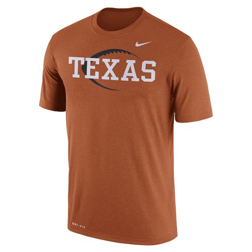 Nike™ Men's University of Texas Dri-FIT Legend Icon 17 T-shirt - view number 1