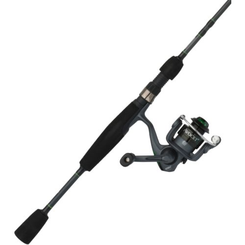 Mitchell avocet r 6 39 6 m spinning rod and reel combo for Mitchell fishing rod