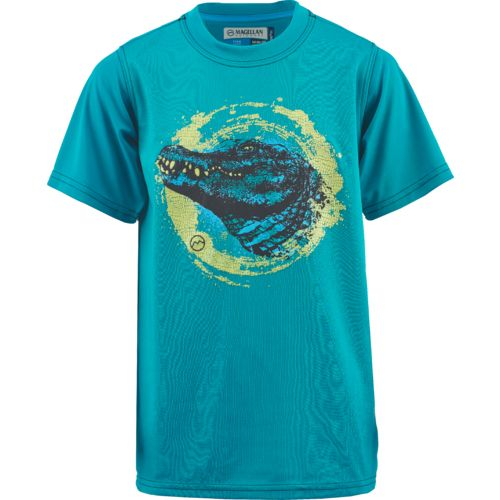 Magellan Outdoors Boys' Alligator Glow Graphic T-shirt