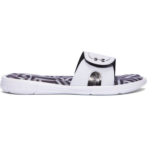 Under Armour Women's Ignite Maze VIII Slides