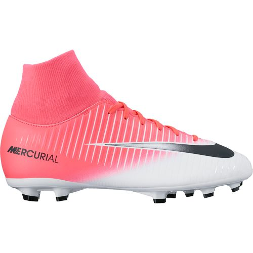 Nike Boys' Mercurial Victory VI Dynamic Fit Firm Ground Soccer Shoes - view number 1