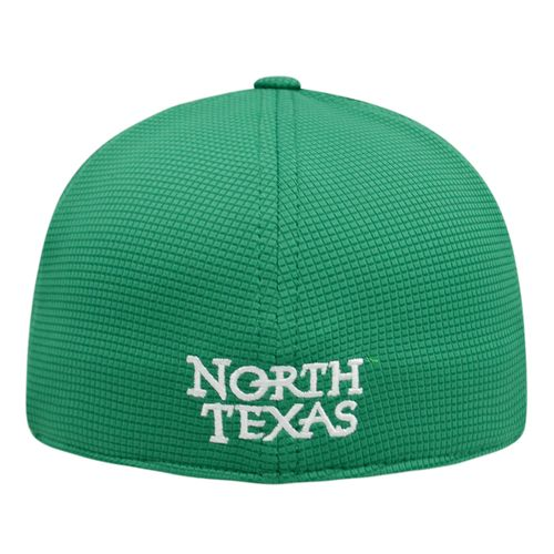 Top of the World Men's University of North Texas Booster Plus Cap - view number 2