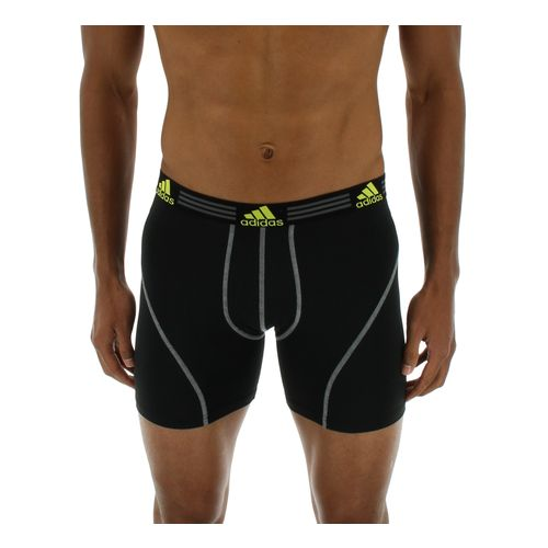 adidas Men's Sport Performance climalite Boxer Brief 2-Pack